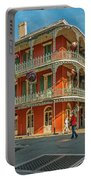 In The French Quarter - 3 Portable Battery Charger