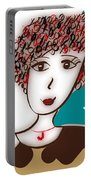 In The Game Of Life Always Follow Your Heart Portable Battery Charger