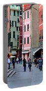 In The Heart Of Town Portable Battery Charger