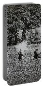In The Heat Of Battle - Gettysburg Pa Portable Battery Charger