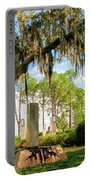 In The Sculpture Garden - Noma - Nola Portable Battery Charger