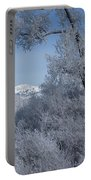 In The Shadows Of The Fog Portable Battery Charger