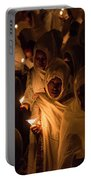 In The Streets Of Aksum Portable Battery Charger