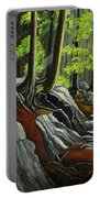 In The Woods Portable Battery Charger