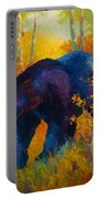 In To Spring - Black Bear Portable Battery Charger