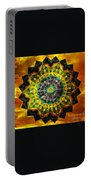 In Tune Mandala Portable Battery Charger