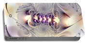 Incandescent Reminiscences Portable Battery Charger