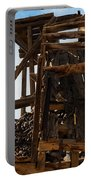 Independence Gold Mine Ruins Portable Battery Charger