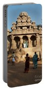 India Mahabalipuram  Portable Battery Charger