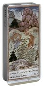 India: Mughal Art, 1604-11 Portable Battery Charger