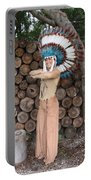 Indian 020 Portable Battery Charger