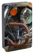 Indian Chief Vintage Ll Portable Battery Charger