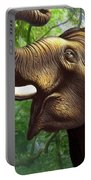 Indian Elephant 1 Portable Battery Charger