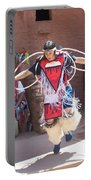 Indian Hoop Dancer Portable Battery Charger