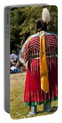 Indian Nation Pow Wow Dancers Portable Battery Charger