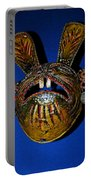 Indian Rabbit Mask Portable Battery Charger