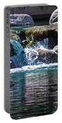 Indian Wells Waterfall Portable Battery Charger