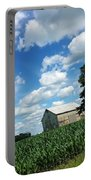 Indiana Farm Scene Portable Battery Charger
