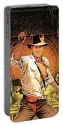Indiana Jones Raiders Of The Lost Ark 1981 Portable Battery Charger