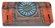 Indianapolis Union Station Building Portable Battery Charger