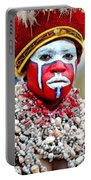 Indigenous Woman L B Portable Battery Charger
