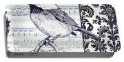 Indigo Vintage Songbird 2 Portable Battery Charger