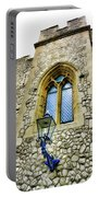 Infamous White Tower Of London Portable Battery Charger
