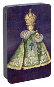 Infant Jesus Of Prague Portable Battery Charger
