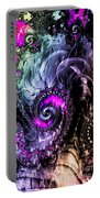 Infinite Cosmic Drain  Portable Battery Charger