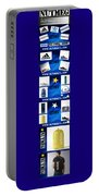 Info Sports Art Portable Battery Charger