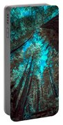 Infrared Redwood Portable Battery Charger