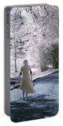 Infrared Women Portable Battery Charger