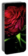 Inked Rose Portable Battery Charger