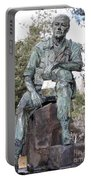 Inland Northwest Veterans Memorial Statue Portable Battery Charger