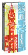 Innsbruck Skyline Pop Portable Battery Charger