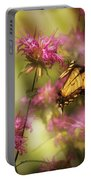 Insect - Butterfly - Golden Age  Portable Battery Charger