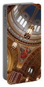 Inside Saint Matthew's Cathedral -- At An Angle Portable Battery Charger