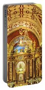 Inside The Basilica Portable Battery Charger