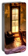 Interior Old Church Portable Battery Charger