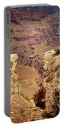 Into The Canyon Portable Battery Charger by Susan Rissi Tregoning