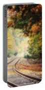 Into The Fog Portable Battery Charger