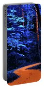 Into The Forest Of Night Portable Battery Charger