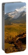 Into The Mountains Portable Battery Charger