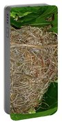Intricate Nest Portable Battery Charger