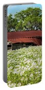 Poppy Invasion In Hillcountry-texas Portable Battery Charger