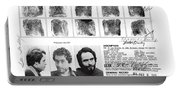 Investigator's Copy - Ted Bundy Wanted Document  1978 Portable Battery Charger