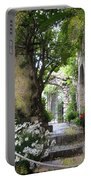 Inviting Courtyard Portable Battery Charger