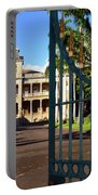 'iolani Palace Portable Battery Charger