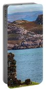 Iona Ruins And Mull Hills Portable Battery Charger