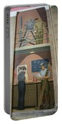 Iowa State Mural - 3 Portable Battery Charger